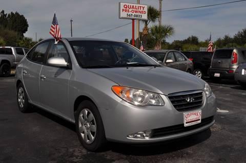 2009 Hyundai Elantra for sale at STEPANEK'S AUTO SALES & SERVICE INC. in Vero Beach FL