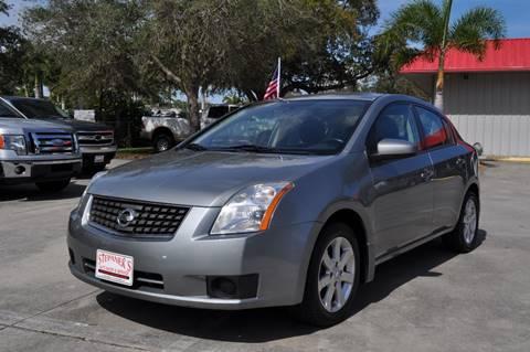2007 Nissan Sentra for sale at STEPANEK'S AUTO SALES & SERVICE INC. in Vero Beach FL