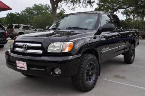 2004 Toyota Tundra for sale at STEPANEK'S AUTO SALES & SERVICE INC. in Vero Beach FL