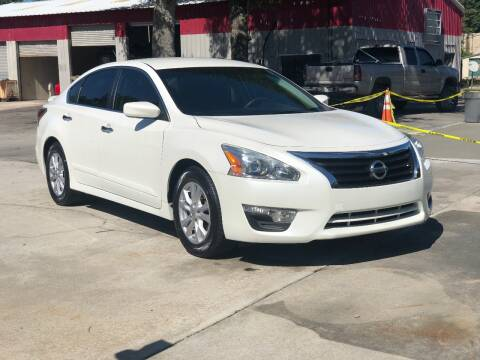 2015 Nissan Altima for sale at STEPANEK'S AUTO SALES & SERVICE INC. in Vero Beach FL