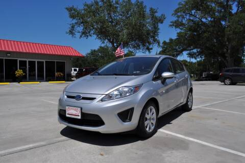 2011 Ford Fiesta for sale at STEPANEK'S AUTO SALES & SERVICE INC. in Vero Beach FL