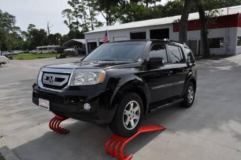 2009 Honda Pilot for sale at STEPANEK'S AUTO SALES & SERVICE INC. in Vero Beach FL
