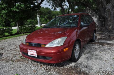 2003 Ford Focus for sale at STEPANEK'S AUTO SALES & SERVICE INC. in Vero Beach FL