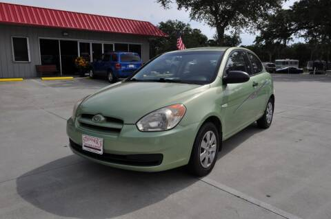 2009 Hyundai Accent for sale at STEPANEK'S AUTO SALES & SERVICE INC. in Vero Beach FL