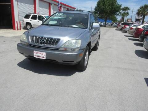 2002 Lexus RX 300 for sale at STEPANEK'S AUTO SALES & SERVICE INC. in Vero Beach FL