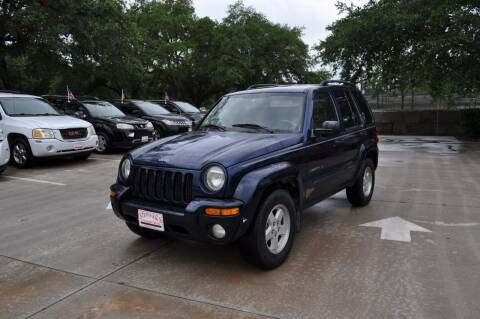 2003 Jeep Liberty for sale at STEPANEK'S AUTO SALES & SERVICE INC. in Vero Beach FL