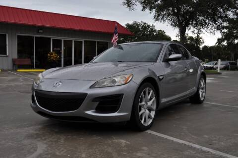 2010 Mazda RX-8 for sale at STEPANEK'S AUTO SALES & SERVICE INC. in Vero Beach FL