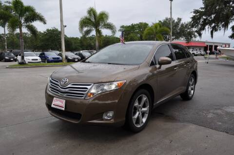 2009 Toyota Venza for sale at STEPANEK'S AUTO SALES & SERVICE INC. in Vero Beach FL