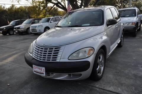 2001 Chrysler PT Cruiser for sale at STEPANEK'S AUTO SALES & SERVICE INC. in Vero Beach FL