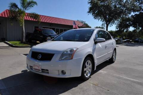 2008 Nissan Sentra for sale at STEPANEK'S AUTO SALES & SERVICE INC. in Vero Beach FL