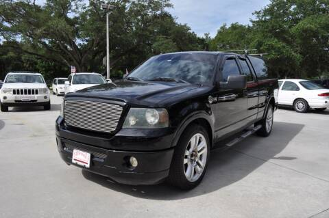 2006 Ford F-150 for sale at STEPANEK'S AUTO SALES & SERVICE INC. in Vero Beach FL