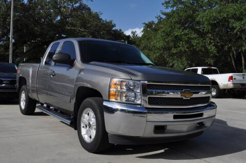 2013 Chevrolet Silverado 1500 for sale at STEPANEK'S AUTO SALES & SERVICE INC. in Vero Beach FL