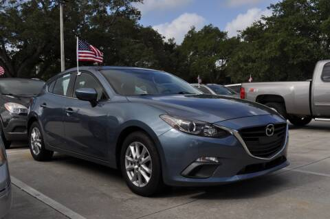2014 Mazda MAZDA3 for sale at STEPANEK'S AUTO SALES & SERVICE INC. in Vero Beach FL