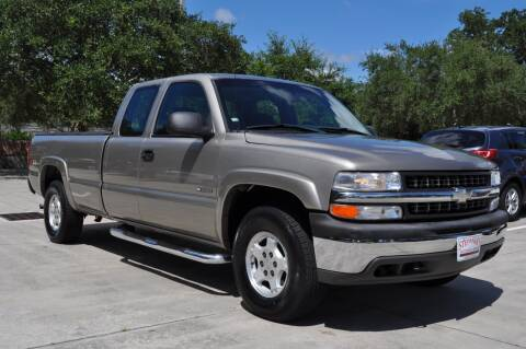 2002 Chevrolet Silverado 1500 for sale at STEPANEK'S AUTO SALES & SERVICE INC. in Vero Beach FL