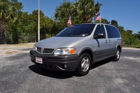 2001 Pontiac Montana for sale in Vero Beach, FL