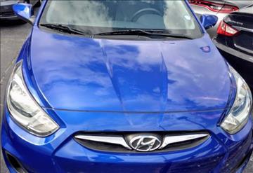 2014 Hyundai Accent for sale in Hialeah, FL