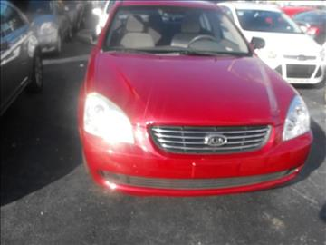 2007 Kia Optima for sale in Hialeah, FL