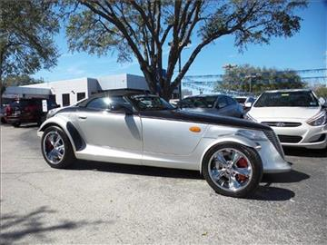 2000 Plymouth Prowler for sale in Tampa, FL