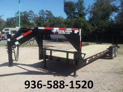 2018 TEXAS PRIDE LB2414KGN for sale in Conroe, TX