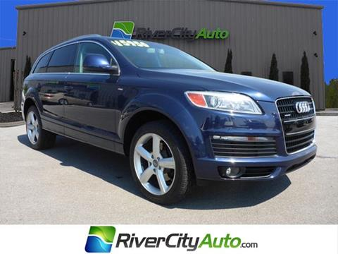 2007 Audi Q7 for sale in Chattanooga, TN