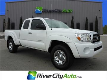 2010 Toyota Tacoma for sale in Chattanooga, TN