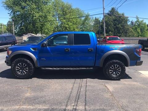 2012 Ford F-150 for sale in Chesterfield, MI
