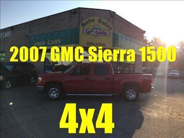2007 GMC Sierra 1500 for sale in Chesterfield, MI
