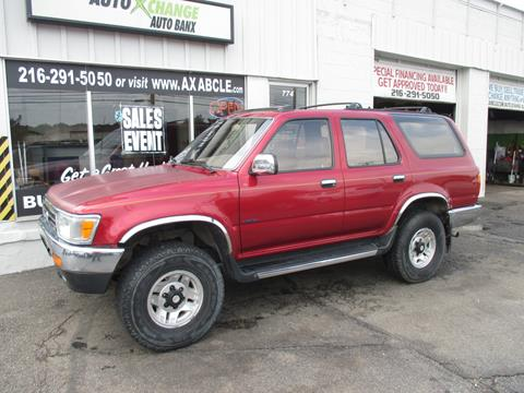 1995 Toyota 4Runner for sale in South Euclid, OH