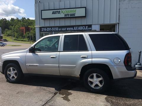 2004 Chevrolet TrailBlazer for sale in South Euclid, OH