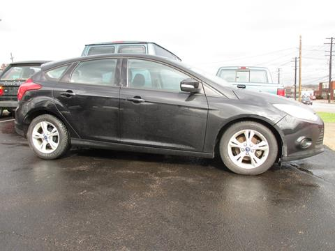 2013 Ford Focus for sale in South Euclid, OH