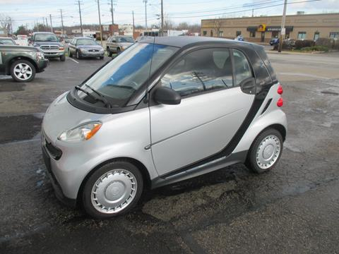 2013 Smart fortwo for sale in South Euclid, OH