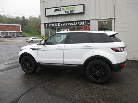2013 Land Rover Range Rover Evoque for sale in South Euclid, OH