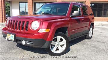 2012 Jeep Patriot for sale in Richmond, VA