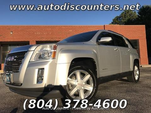 2010 GMC Terrain for sale in Richmond, VA