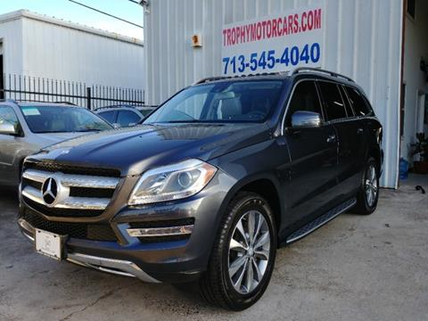 2014 Mercedes-Benz GL-Class for sale in Houston, TX
