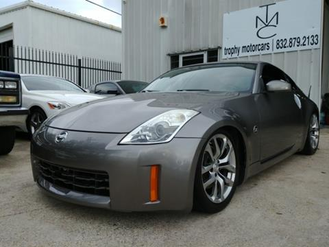 2008 Nissan 350Z For Sale In Houston, TX