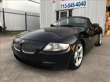 2006 BMW Z4 for sale in Houston, TX
