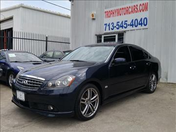 2007 Infiniti M35 for sale in Houston, TX