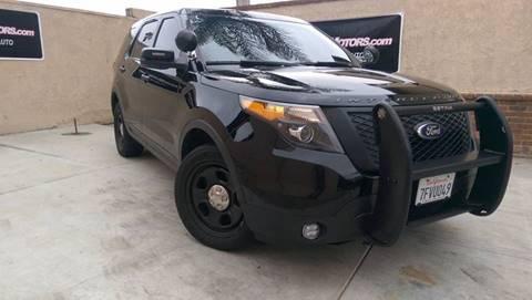 2014 Ford Explorer for sale at SoCal Motors in Los Alamitos CA