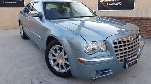 2008 Chrysler 300 for sale at SoCal Motors in Huntington Beach CA