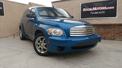 2009 Chevrolet HHR for sale at SoCal Motors in Huntington Beach CA