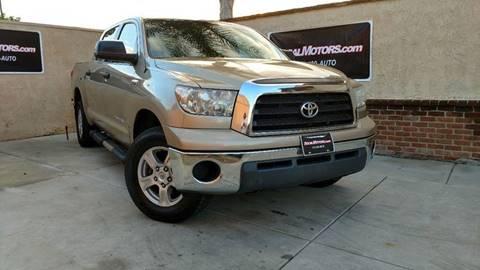2007 Toyota Tundra for sale at SoCal Motors in Huntington Beach CA