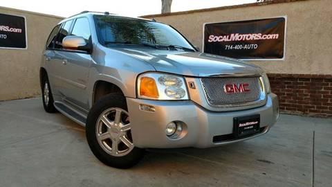 2005 GMC Envoy for sale at SoCal Motors in Huntington Beach CA