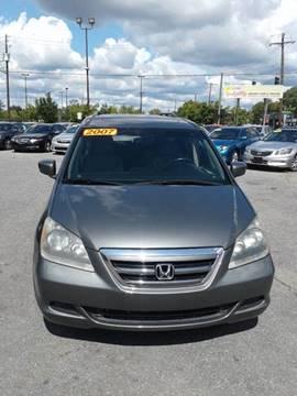 2007 Honda Odyssey for sale in Hyattsville, MD
