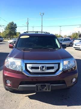 2011 Honda Pilot for sale in Hyattsville, MD