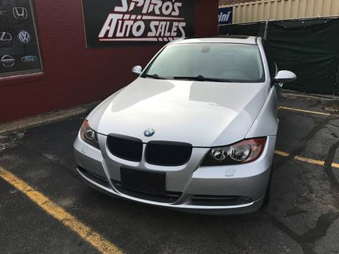 2008 BMW 3 Series for sale in Salem, MA