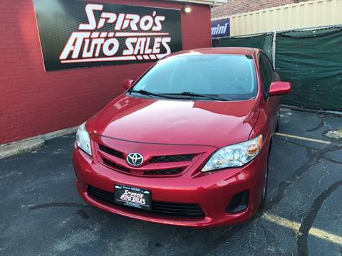 2011 Toyota Corolla for sale in Salem, MA