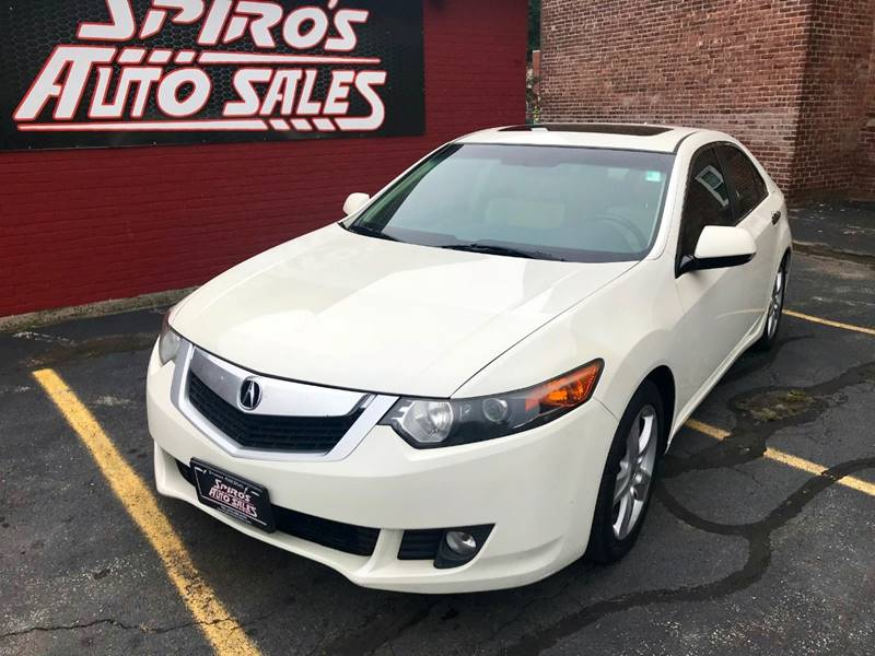 Acura TSX WTech In Salem MA Spiros Auto Sales - Acura tsx for sale in ma