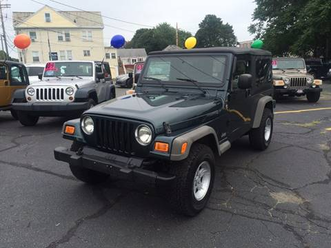 2006 Jeep Wrangler for sale in Salem, MA