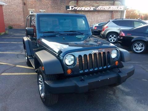 2007 Jeep Wrangler for sale in Salem, MA